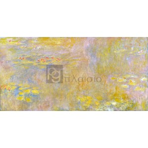 Claude Monet - Waterlilies (Yellow Nirvana)
