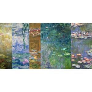 Claude Monet - Monet Deco - Waterlilies IV