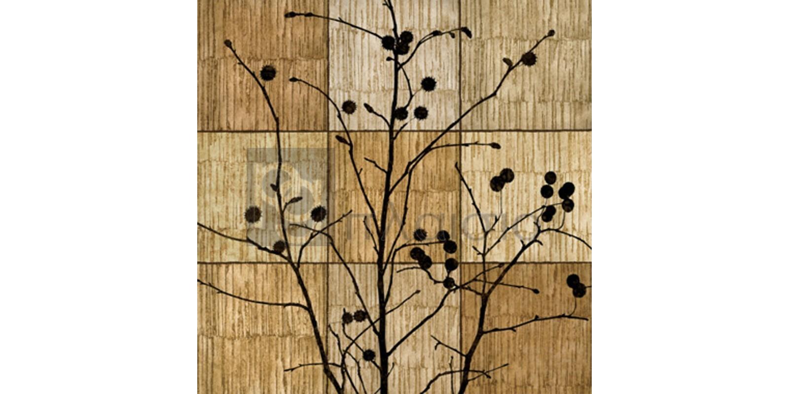 Chris Donovan - Tree Silhouette I
