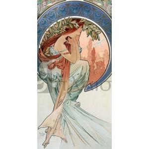 Alphonse Mucha - La poésie