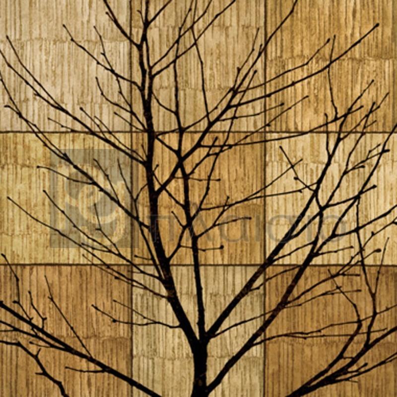 Chris Donovan - Tree Silhouette II