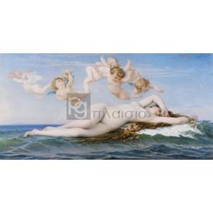 Cabanel Alexandre - The Birth of Venus