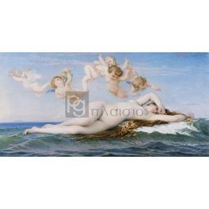 Cabanel Alexandre - The Birth of Venus