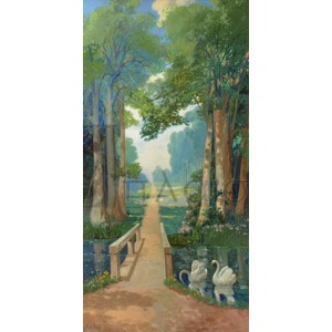Franz Strahalm - Country path