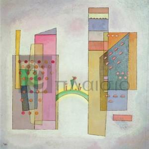 Wassily Kandinsky - The Bridge