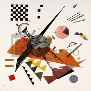 Wassily Kandinsky - Orange
