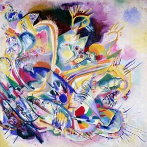 Wassily Kandinsky - Improvisation Painting