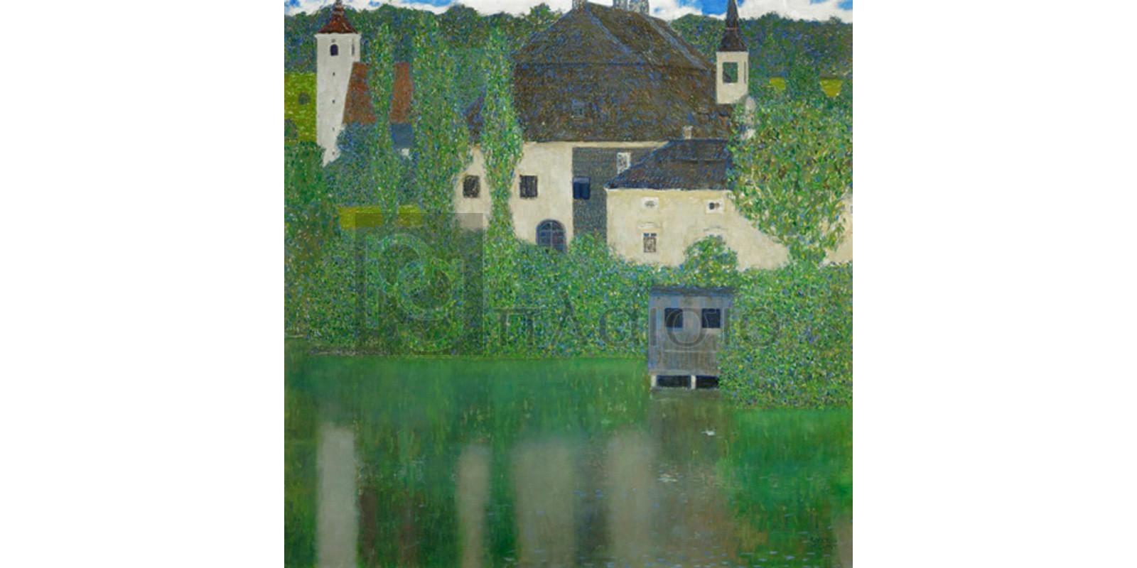 Gustav Klimt - Schloss Kammer am Attersee