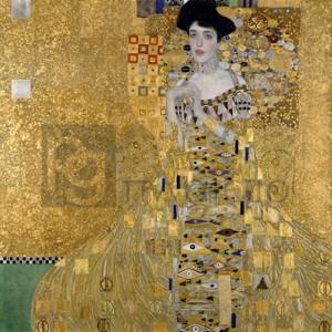 Gustav Klimt - Portrait of Adele Bloch-Bauer