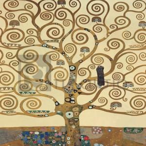 Gustav Klimt - The Tree of Life II