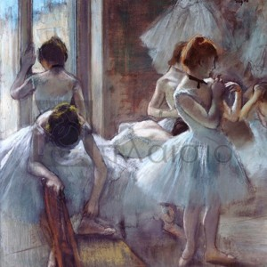 Degas Edgar Germain Hilaire - Dancers