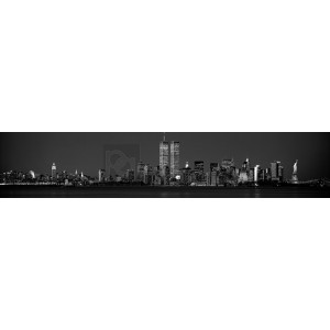 Richard Berenholtz - Manhattan Skyline 2001