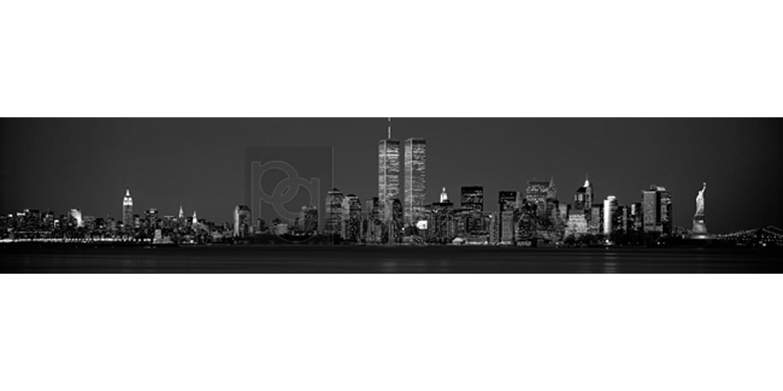 Richard Berenholtz - Manhattan Skyline 2001