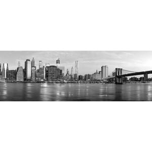 VADIM RATSENSKIY - Manhattan and Brooklyn Bridge, NYC