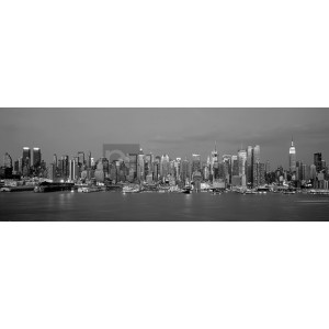 Richard Berenholtz - Manhattan Skyline, NYC