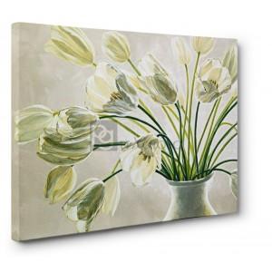 Eva Barberini - Bouquet di tulipani