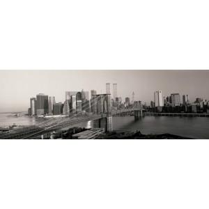 Joseph Sohm - Brooklyn Bridge and Manhattan at Sunrise
