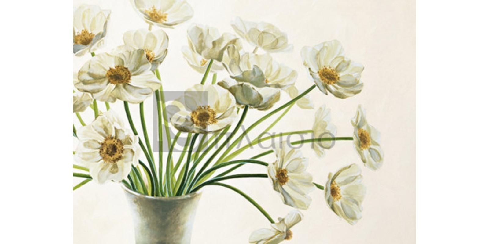 Eva Barberini - Bouquet di anemoni