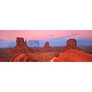Frank Krahmer - Mittens in Monument Valley, Arizona