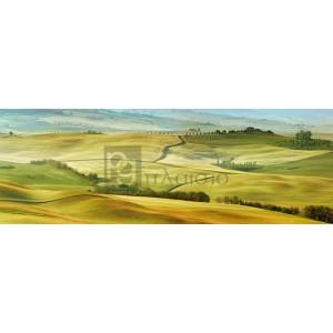Frank Krahmer - Tuscany landscape, Val d'Orcia, Italy