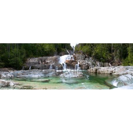 Shamil Nizamov - Lower Myra Falls, Vancouver Island, British Columbia, Canada (detail)