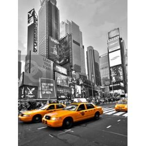 Vadim Ratsenskiy - Times Square Traffic