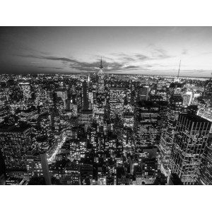 Michel Setboun - Manhattan Skyline with the Empire State Building, NYC