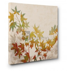 Erin Lange - Turning Leaves I