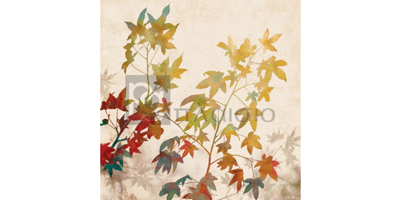 Erin Lange - Turning Leaves II