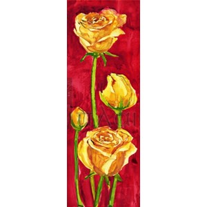 Giuseppina Tartagni - Rose in Rosso
