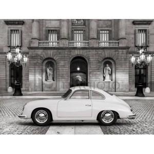 Gasoline Images - Vintage sports-car 2
