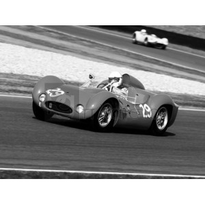 Gasoline Images - Historical race-cars