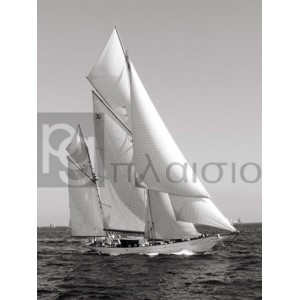 Anonymous - Classic sailboat