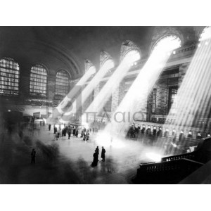 Anonymous - Grand Central Station, New York