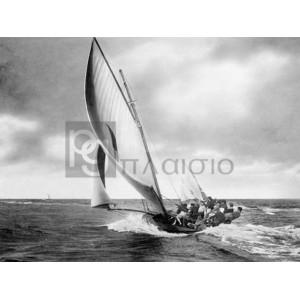 Anonymous - Under sail, Sydney Harbour