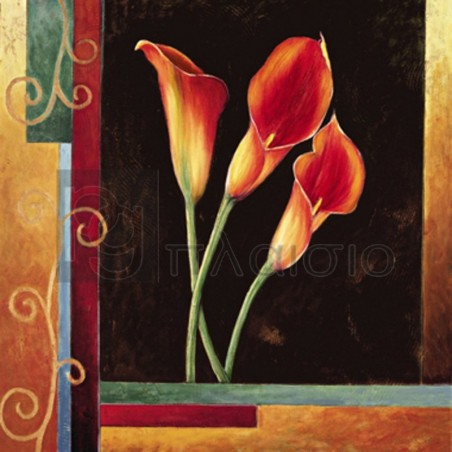 Jill Deveraux - Orange Callas