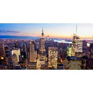 Vadim Ratsenskiy - Aerial view of Manhattan, NYC