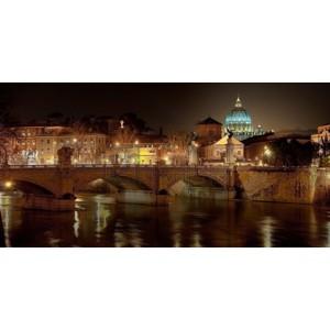 Vadim Ratsenskiy - Rome at night