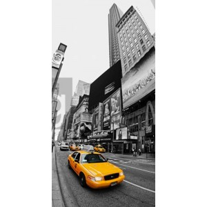 Vadim Ratsenskiy - Taxi in Times Square, NYC
