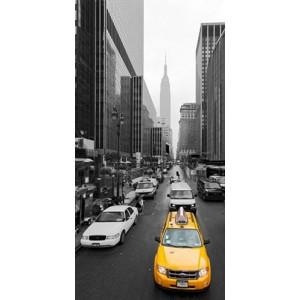 Vadim Ratsenskiy - Taxi in Manhattan, NYC