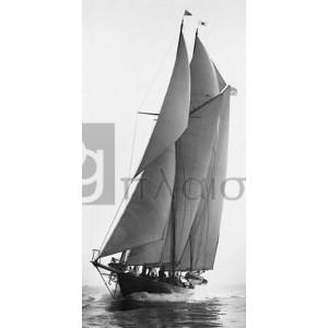 Edwin Levick - Cleopatra's Barge, 1922 (detail)