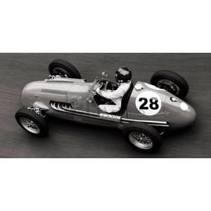 Peter Seyfferth - Historical race car at Grand Prix de Monaco