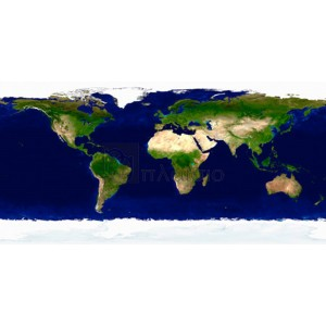NASA - Earth in Daylight