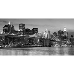 Anonymous - Brooklyn Bridge at Night