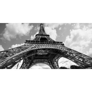 Elias Jonette - The Eiffel Tower in spring