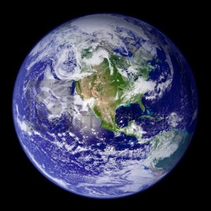 NASA - Earth View from Space (North America)