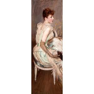 GIOVANNI BOLDINI - Ritratto della contessa de Leusse
