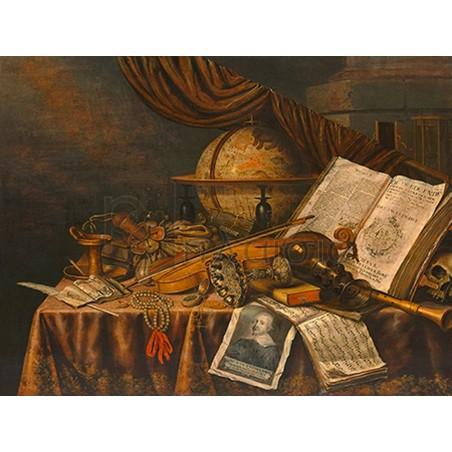 Evert Collier - Still Life