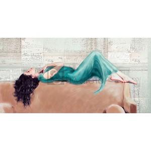 Van Haal - Reclined Beauty II