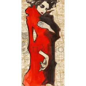 KUMI - Feminine Red